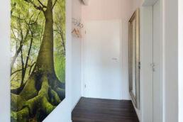 Zahnarztpraxis Dr. Gal Eingang Green Room