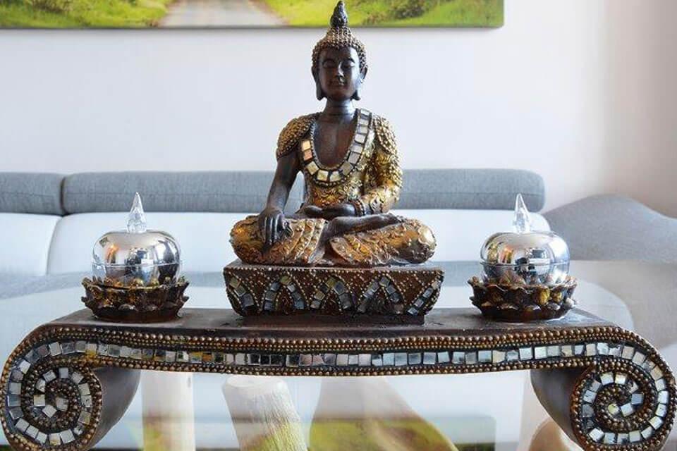 Zahnarztpraxis Dr. Gal Buddha Sleep Room-12