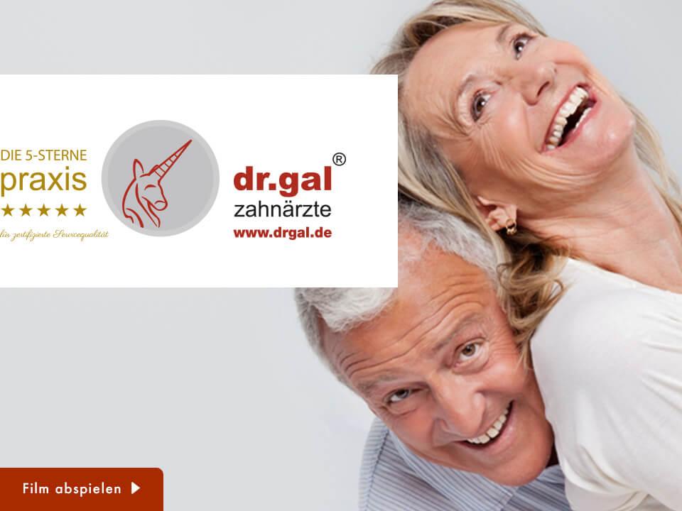 Zahnarztpraxis Dr Gal Video Posterimage Feste Zaehne sofort
