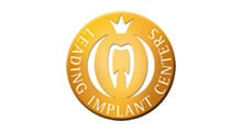 Logo Zertifizierungen Leading Implants Center