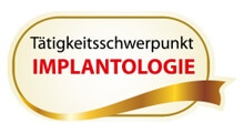 Zertifizierungen Taetigkeitsschwerpunkt Implantologie