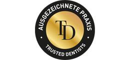 Logo Zertifizierungen Trusted Dentists