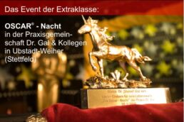 Auszeichnung Einhorn in Gold
