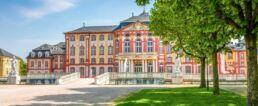 Region Bruchsal mit Schlossansicht