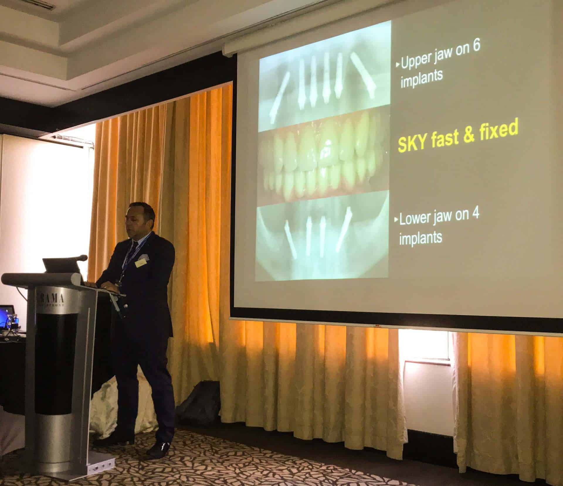 Dr. Gal Vortrag Singapur