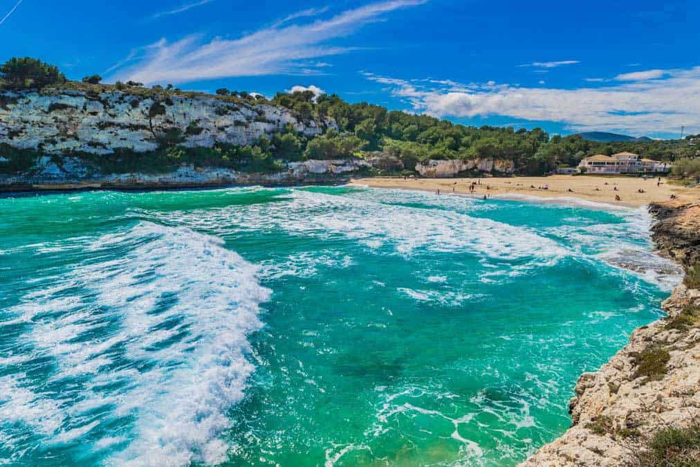 Mallorca Cala Romantica © fotolia / vulcanus