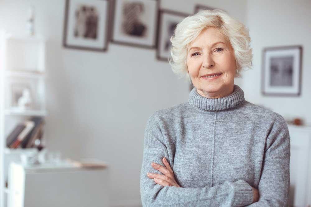 Zahnkrankheiten im Alter