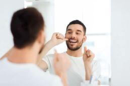 Zahnpflege zu Hause - mit den richtigen Produkten